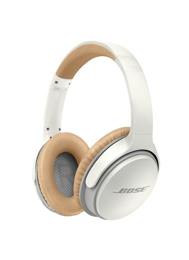 Bose SoundLink II Beyaz Kablosuz Bluetooth Wifi Kulak Çevresi Kulaklık Beyaz